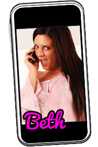Phone Chat Adult - Beth