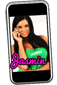 Phone Chat Adult - Jasmin