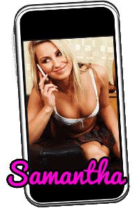Phone Chat Adult - Samantha